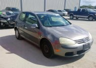 2008 VOLKSWAGEN RABBIT #1399667219