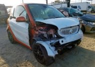 2016 SMART FORTWO #1400140613