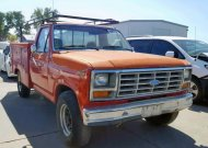 1984 FORD F250 #1400677483