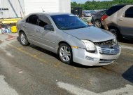 2008 FORD FUSION SEL #1400707079