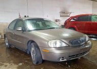 2005 MERCURY SABLE LS P #1400726109