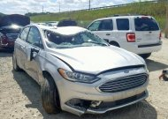 2018 FORD FUSION S H #1402362356