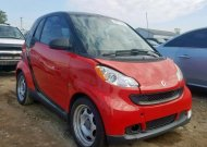 2009 SMART FORTWO PUR #1402919193