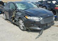 2014 FORD FUSION S #1403402613