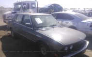 1988 BMW 535 AUTOMATIC/IS AUTOMATIC #1404432386