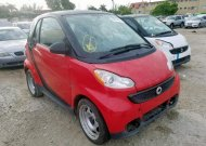 2013 SMART FORTWO PUR #1411334536