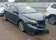 2010 TOYOTA SCION TC #1413125626