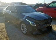 2014 CADILLAC CTS LUXURY #1423889576