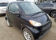 2008 SMART FORTWO PUR #1431892039