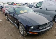 2009 FORD MUSTANG #1431896886