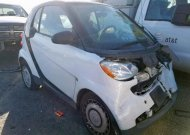 2012 SMART FORTWO PUR #1434501489