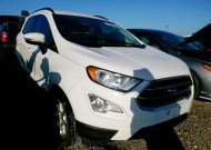 2018 FORD ECOSPORT S #1436203343