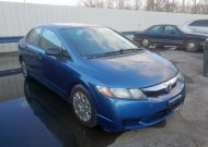 2009 HONDA CIVIC VP #1451854423