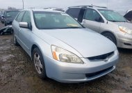2005 HONDA ACCORD HYB #1456129186