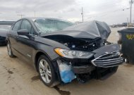 2018 FORD FUSION S H #1459823529