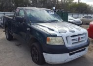 2007 FORD F150 #1464600083