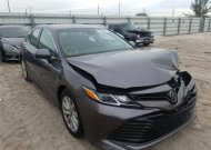 2018 TOYOTA CAMRY L #1466500963