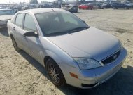 2007 FORD FOCUS ZX4 #1476481936