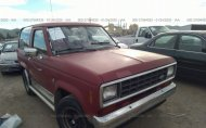 1985 FORD BRONCO II #1477338553
