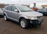 2017 DODGE JOURNEY SX #1480770516