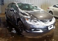 2015 HONDA CIVIC EXL #1483850146