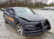 2018 DODGE CHARGER PO #1483852336
