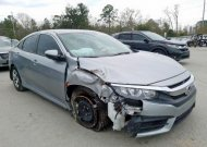 2016 HONDA CIVIC LX #1485818193