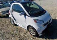 2013 SMART FORTWO PUR #1488003693