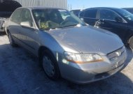 1999 HONDA ACCORD LX #1499532043