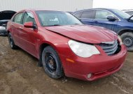 2007 CHRYSLER SEBRING LI #1503138443