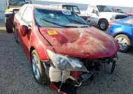 2013 TOYOTA CAMRY L #1503694559