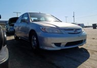 2004 HONDA CIVIC HYBR #1515423186