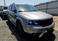 2018 DODGE JOURNEY CR #1518365823
