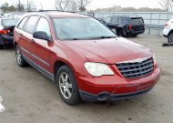 2007 CHRYSLER PACIFICA #1518847333