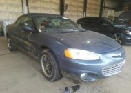 2003 CHRYSLER SEBRING LI #1518860923