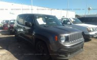 2016 JEEP RENEGADE SPORT #1524814356