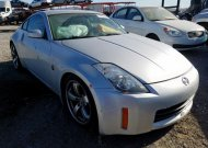2006 NISSAN 350Z COUPE #1526352613