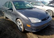 2007 FORD FOCUS ZX4 #1533707726