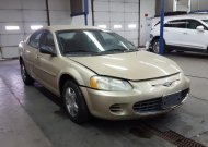 2001 CHRYSLER SEBRING LX #1535417613