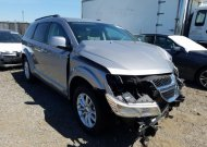 2015 DODGE JOURNEY SX #1537072236