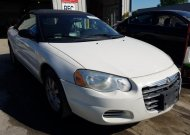 2005 CHRYSLER SEBRING GT #1537106803