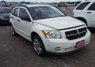 2007 DODGE CALIBER SX #1539797799