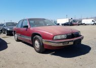 1992 BUICK REGAL LIMI #1543283216