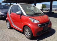 2013 SMART FORTWO #1543700906