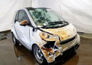 2012 SMART FORTWO PUR #1546157349