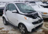 2014 SMART FORTWO PUR #1547376609