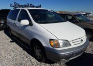 2001 TOYOTA SIENNA LE #1553346043