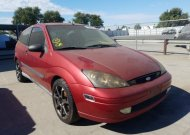 2002 FORD FOCUS ZX3 #1562426703