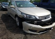 2015 HONDA ACCORD EXL #1564281329