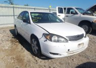 2002 TOYOTA CAMRY LE #1565183766